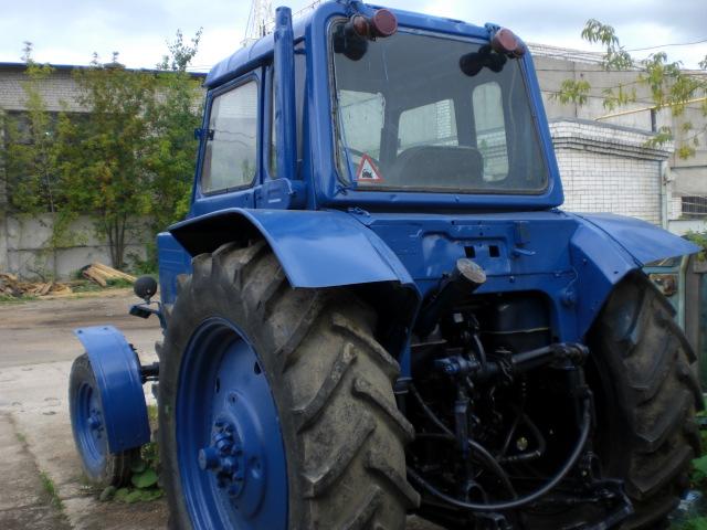 Трактора БУ и новые в Самарской области