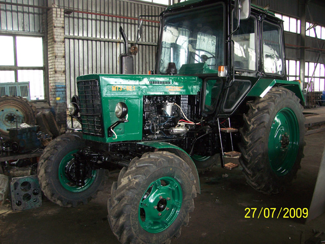 Китайские тракторы Б/У   Купить трактор из Китая БУ.